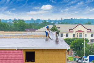 Armour Contracting is equipped to handle commercial roofing services in Decatur GA