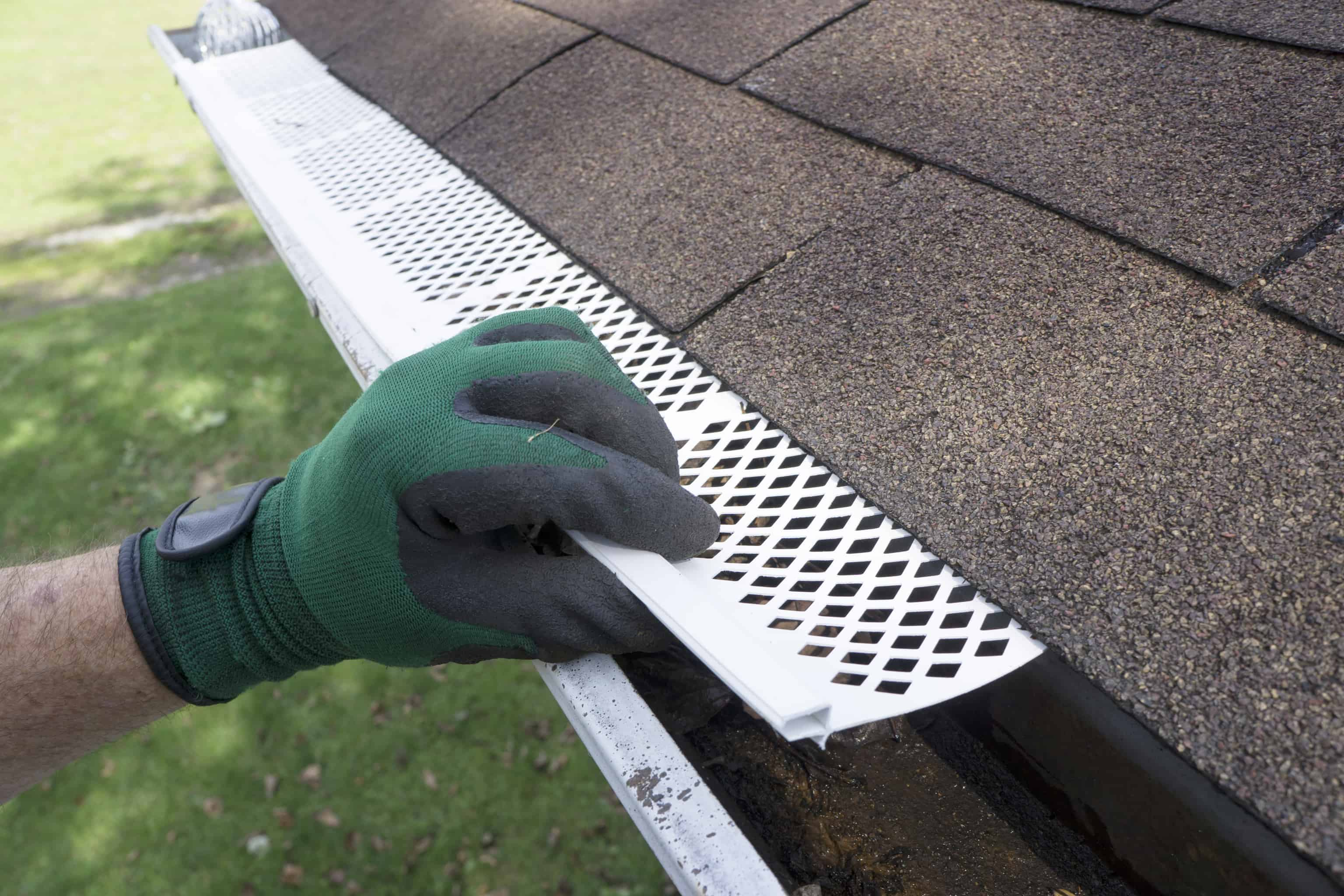 We handle both residential and commercial gutter replacement.